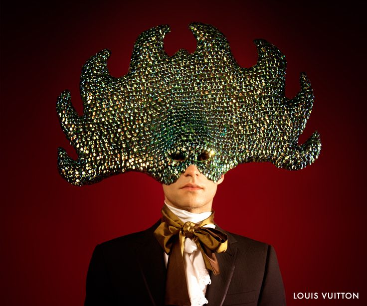 110 best venice images on pinterest venice italy venice and viajes the mysterious guests of louis vuittons masquerade ball have arrived join them for l stopboris Images