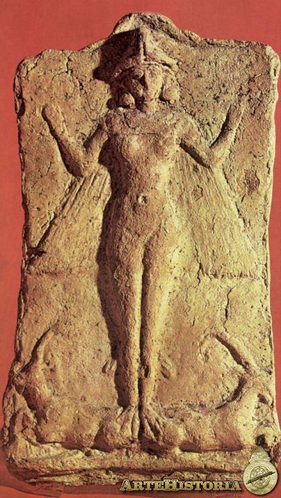 Mesopotamia,2000 AC  Museo del Louvre