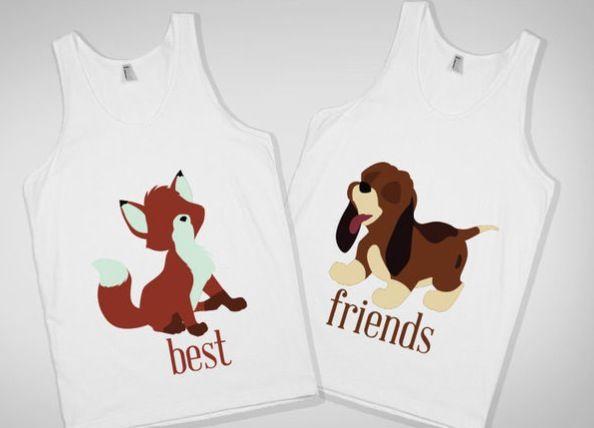 Best friends- no matter how different