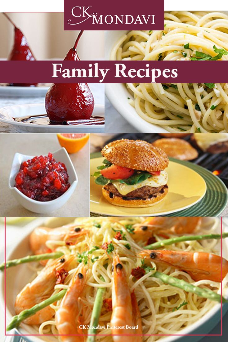 52 best family recipes images on pinterest cooking food for Table 52 recipes