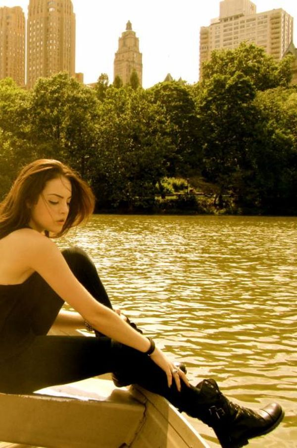 """Photos of Elizabeth Gillies, one of the hottest girls in movies and TV. Born in 1993 in New Jersey, you may recognize Gillies from her work in """"Victorious,"""" where she played Jade West. The multi-talented performer appeared on Broadway when she was only 15, appearing in the musical """"1..."""