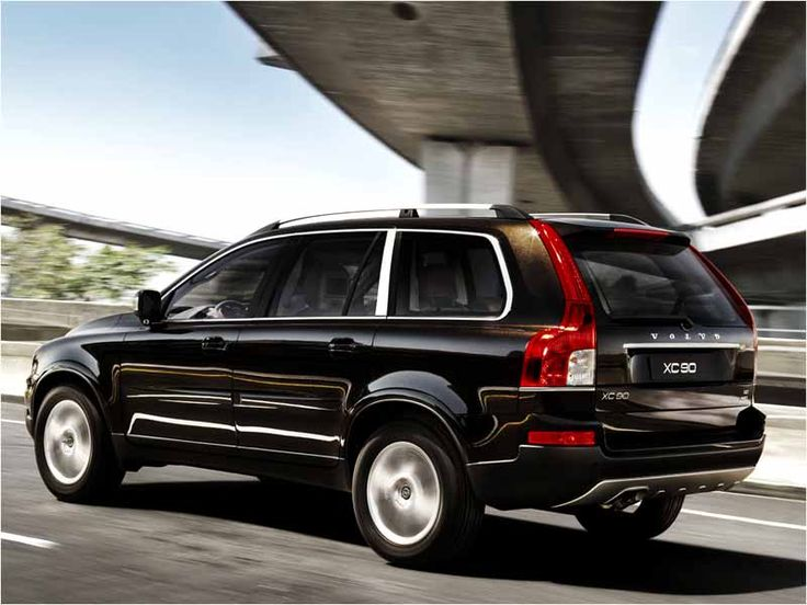 My Ride :) Volvo XC90-- Love it! As Long as we have a big crew of kids - I will own this make/model car ~