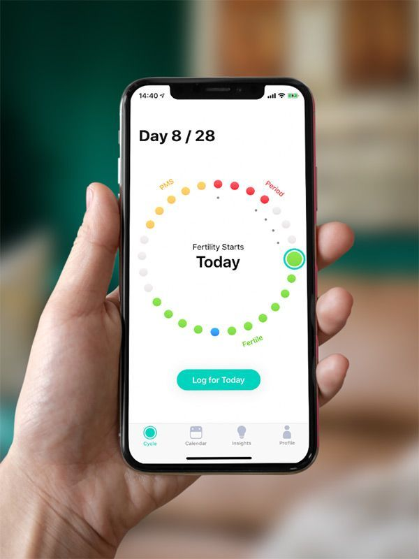 The 7 Best and Smartest Fertility Apps Fertility, Health