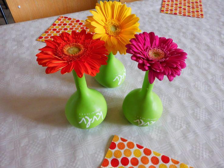 25 beste idee n over tafelversiering op pinterest tafel for Ballonnen versiering zelf maken