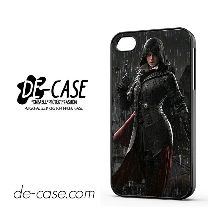 Assasin Creed Syndicyte Evry Frye 2 DEAL-1028 Apple Phonecase Cover For Iphone 4 / Iphone 4S