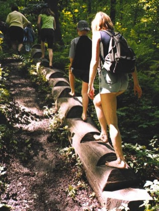 barefoot hiking: Barefoot Hiking, Playground Playscape8, Nature Playground, Idea, Barefoot Parks, Outdoor, Natural Playgrounds, Parks Sensation, Parks Allow