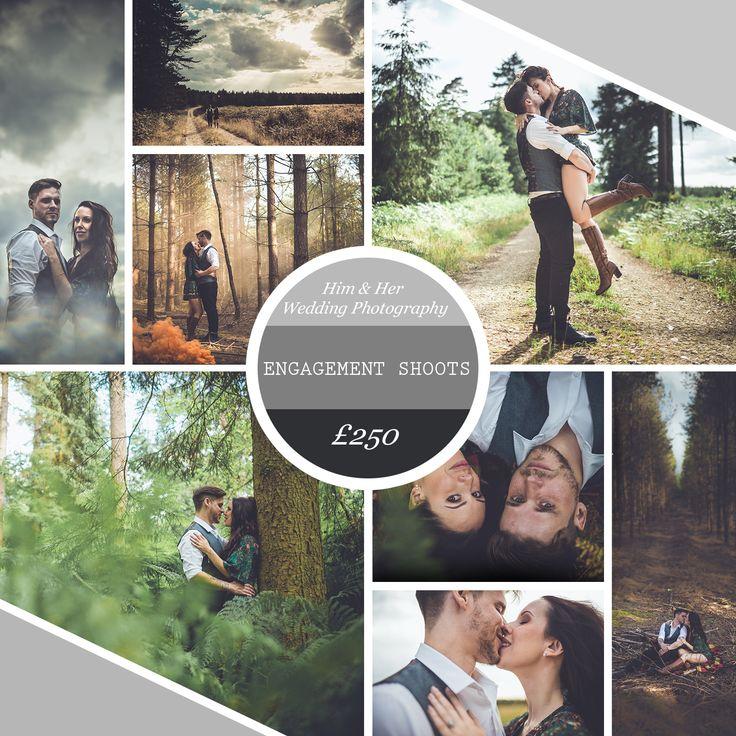 Photography template. Engagement shoot. Wedding Photographer.
