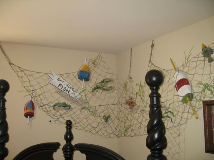 1000 images about fishing net decor ideas on pinterest