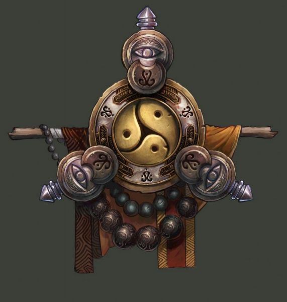 Diablo III Concept Art