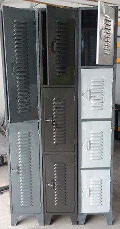 Lockers y casilleros metálicos