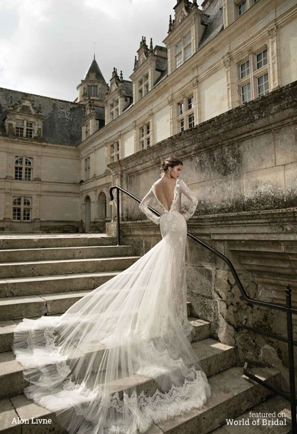 Alon Livne 2016 Wedding Dress