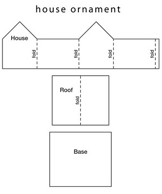 simple house template