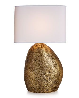 Pebble+Table+Lamp+by+Michael+Aram+at+Horchow.