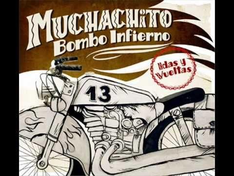 Muchachito Bombo Infierno - Caraguapa!! Para todas las caraguapas del mundo!