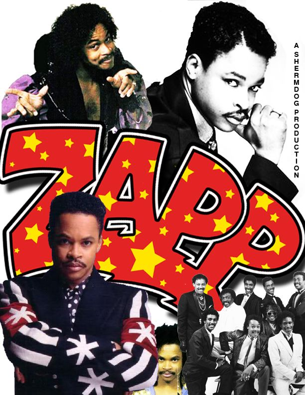 Zapp Roger Troutman Black Music Artists African American Musicians 80s Music Artists