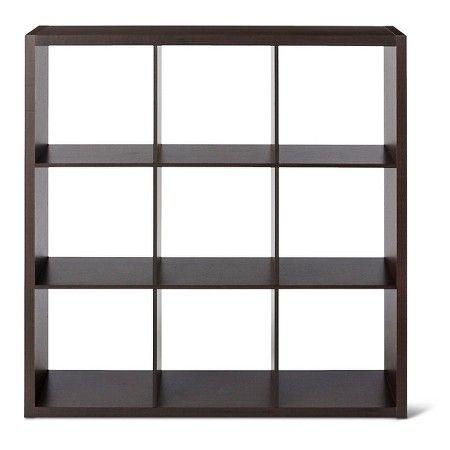 "9-Cube Organizer Shelf 13"" - Threshold™ : Target"