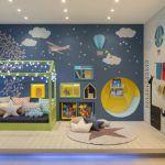 10 ideias irresistíveis para decorar o quarto dos pequenos com fio de luz