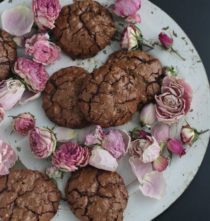 Brownie cookies | Passion 4 baking :::GET INSPIRED:::