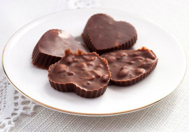 kizikuki: Słodko-słone czekoladki z orzeszkami ziemnymi
