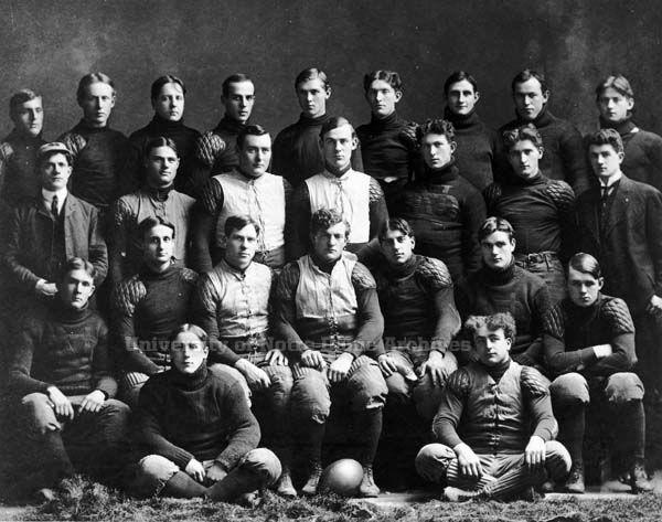1903 Notre Dame football team- The Shutout Season