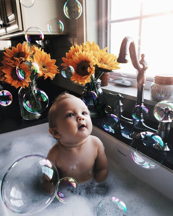 Cutie Baby Bath Time Baby Bath Time Quotes Baby Photography