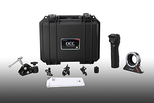 Aputure DEC Wireless Remote Adapter – Canon EOS EF, EF-S Lens to Sony E-Mount Mirrorless Camera APS-C & Full Frame