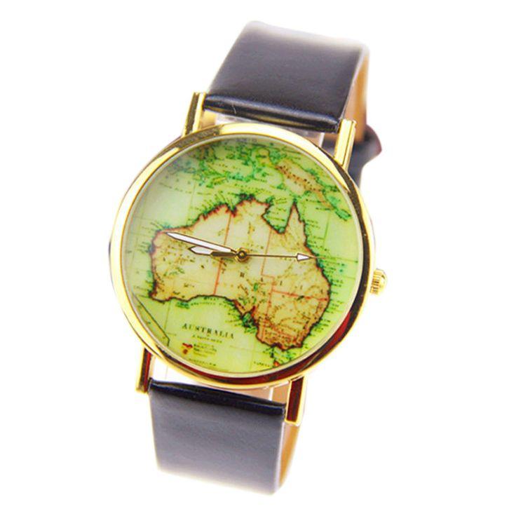 $1.49 (Buy here: https://alitems.com/g/1e8d114494ebda23ff8b16525dc3e8/?i=5&ulp=https%3A%2F%2Fwww.aliexpress.com%2Fitem%2FWomens-Men-s-Fashion-Watches-Australia-Map-Leather-Alloy-Band-Analog-Quartz-Bracelet-Ladies-Wrist%2F32769565406.html ) Womens Men's Fashion Watches Australia Map Leather Alloy Band Analog Quartz Bracelet Ladies Wrist Watch  for just $1.49