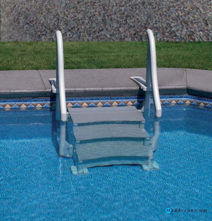 Swimming pool swimming pool ladders stairs replacement for Top ground pools
