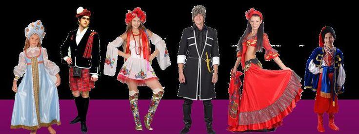 Мексика народные костюмы