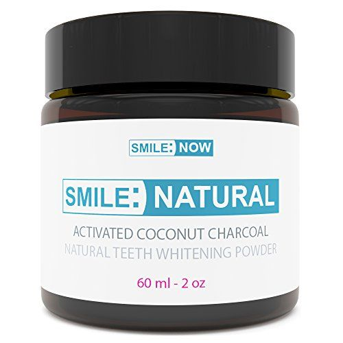 Teeth Whitening Powder Natural Activated Charcoal - Made & Designed in the UK - Full Money Back Guarantee - by SMILE:NOW® with Coconut Charcoal, SMILE:NATURAL is rich in Calcium Carbonate, Ginger Root Extract & Bentonite Clay for Strong Healthy White Teeth, 100% Natural Ingredients. No need for Carbon Capsules, Tablets, Strips, Kits or Dentist Fees. - http://alternative-health.kindle-free-books.com/teeth-whitening-powder-natural-activated-charcoal-made-designed-in-the-uk-ful