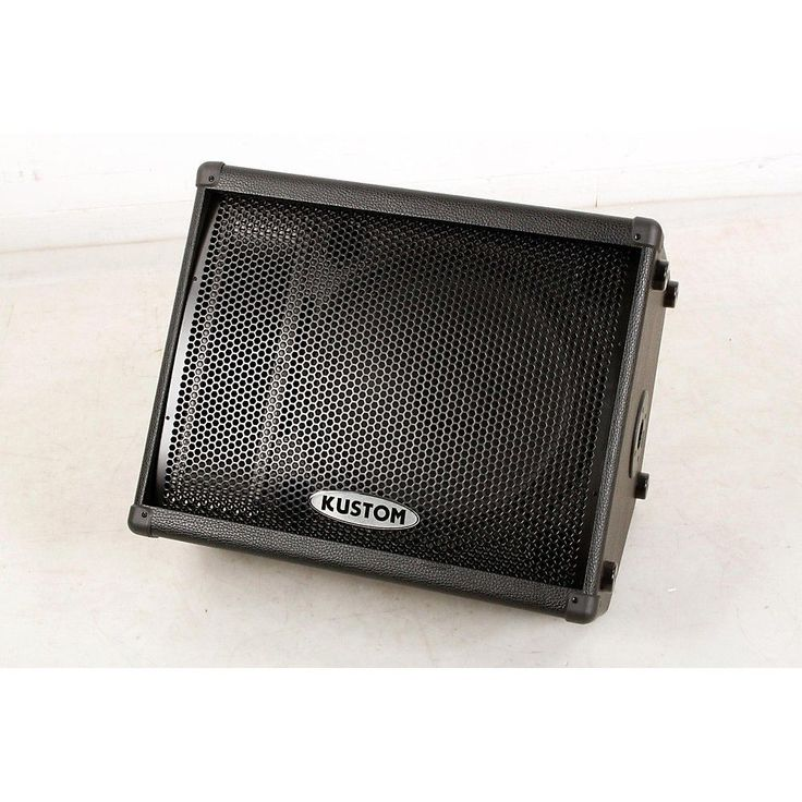 "Kustom KPC15MP 15"" Powered Monitor Speaker  888365993836"
