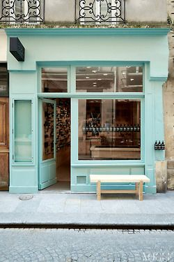 voguelivingmagazine:  With commissions ranging from Saint Laurent to Aesop (like the rue Tiquettone store, pictured), Parisian design studio Ciguë has established itself as a go-to for fresh, stylish interiors and architecture. Vogue Living writer Marie Le Fort caught up with Adrian Hunfalvay, Australian architect and founding partner of Ciguë, who shares his perspective on Paris's best designers and craftsmen.