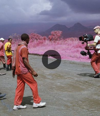 "Richard Mosse – ""The Impossible Image"" [Short Film] 