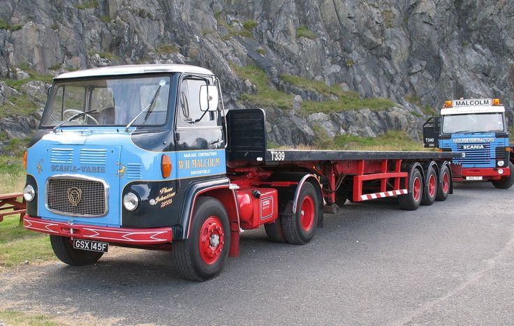 Scania Vabis LB76 | by Carricklad