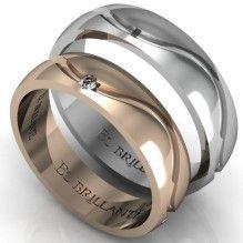 Argollas de matrimonio ARG034......