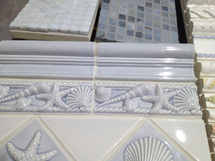 10 Best Nautical Themed Tile Images On Pinterest