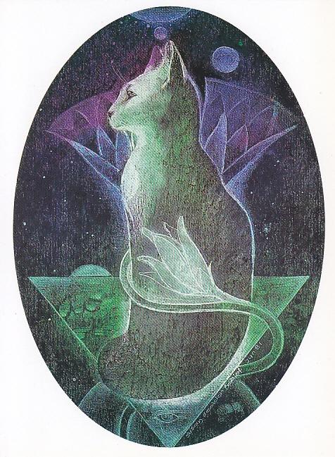 Susan Seddon Boulet, Cat