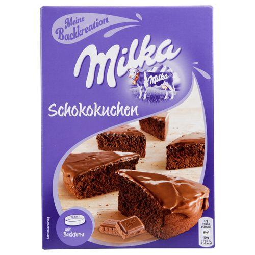 Milka Chocolate Cake