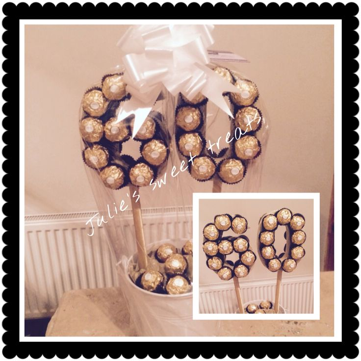 60th ferrero rocher tree