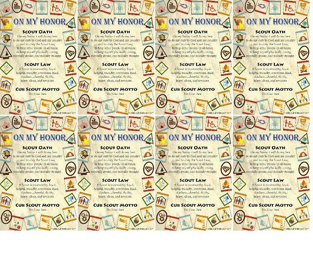 25+ best ideas about Cub scout motto on Pinterest | Cub ...