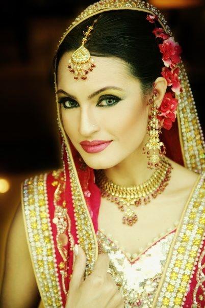 lovely pakistani bride ♥