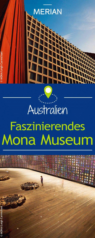 Bizarr, schrill und provokant: Das Mona Museum in Tasmanien ist gewöhnungsbedürftig und faszinierend zugleich. Erfahrt bei uns mehr über das wohl außergewöhnlichste Museum Australiens!