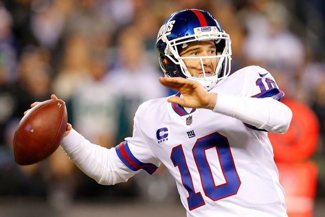 Eli Im not going to lie if this is the last season as the Giants qb it was fun. You always put up a fight against our team and made great matchups. Youve been the best qb in the division for a while now and Ill admit that. Youve set amazing records(210 consecutive career starts)made crazy plays(Odells catch and David Tyrees catch) and most importantly the two SuperBowls. Youre two super bowls were both from years where you guys were the underdogs. Youre the only quarterback to beat Tom Brady…