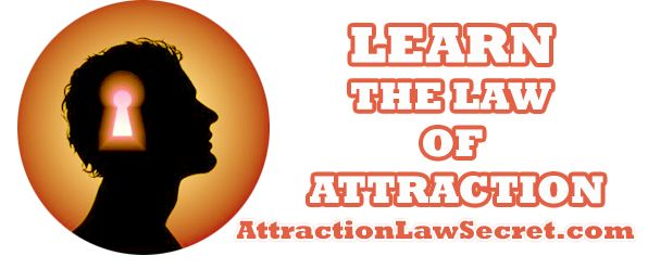 Free Law of Attraction Lessons, motivation and inspiration. Visit : www.AttractionLawSecret.com and learn how to redesign your life
