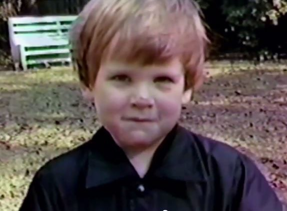 Young Peyton.....look at what a cute smirk he has on his face, to sweet. <3