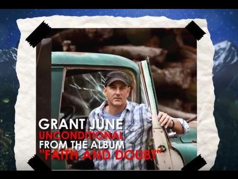 "New lyric video we made for Grant June. Unconditional from the upcoming album  https://www.greathsd.com lyric video maker ""Faith and Doubt"" - Spring 2017. #music #rock #country #lyric #video #company #maker #services #ghd"
