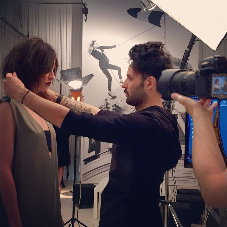 Pic from #backstage #shooting New Collection Eric Zemmour Fall/Winter 2016-2017 with #wob #hair by Sasha for #ericzemmourmonacoII 🙏🏼 #honored #thanks #ericzemmour #monaco #montecarlo #monmonaco #mymontecarlo #fallwinter #newcollection #20162017 #fashion #wavy #bob #hairporn #hairinspiration #hairideas #best #haircut #waves #hairsalon #hairstyle #followme #hairdresser #sashamonaco #hairgoals