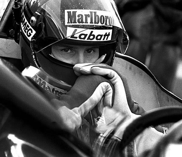 Gilles Villeneuve, 1979! My favorite driver of all time !