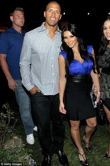 Image result for kim kardashian and miles austin