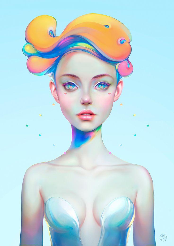 Illustration: The Work from Christian Orrillo